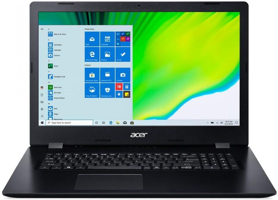 Acer Aspire 3 A317-52-51XA, čierny