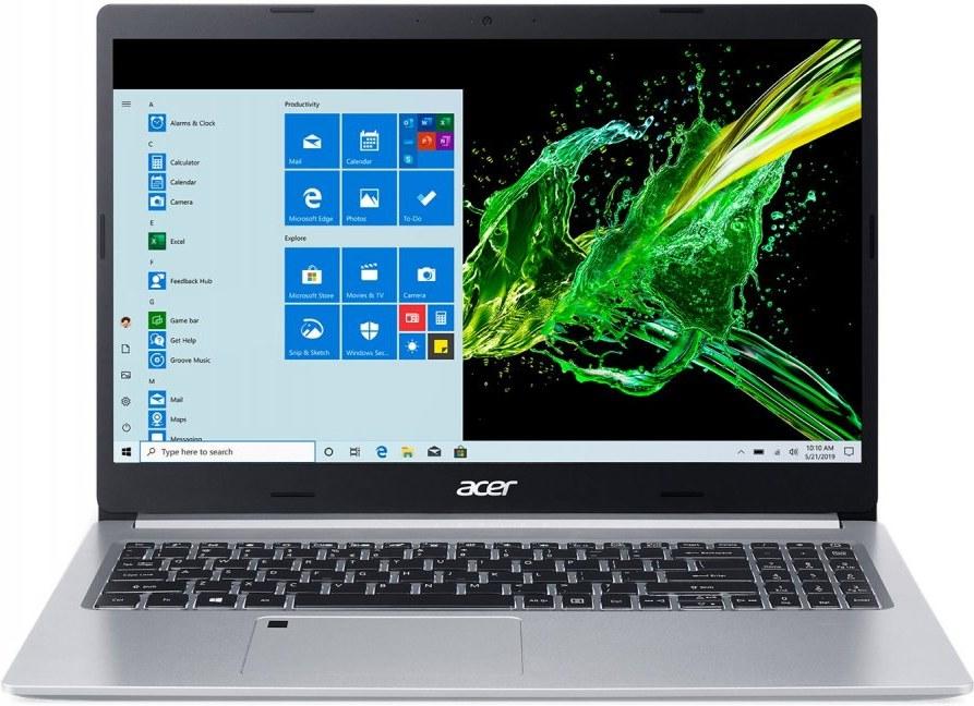 Acer Aspire 5 A515-55G-56UZ, strieborný