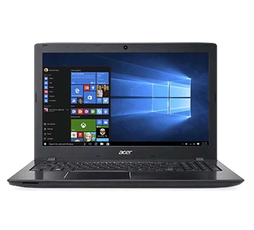 Acer Aspire E15 E5-575G-51AM, čierny