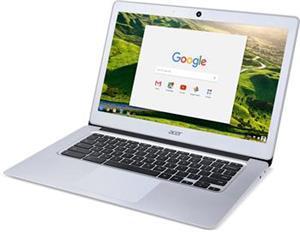 Acer Chromebook 14 CB3-431-C8AL, strieborný