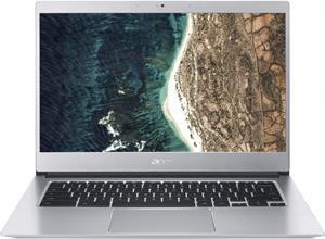 Acer Chromebook 14 CB514-1H-C84U, strieborný
