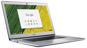 Acer Chromebook 15 CB515-1H-C9FU, strieborný