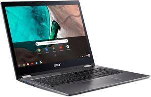 Acer Chromebook Spin 13 CP713-1WN-36HW, sivý