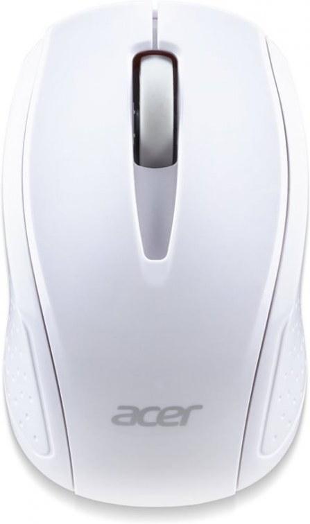 Acer G69, bezdrôtová myš, biela