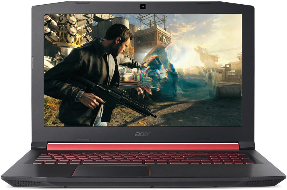 Acer Nitro 5 AN515-52-56Y3, čierny
