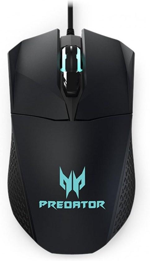 Acer Predator Cestus 300, herná myš, čierna