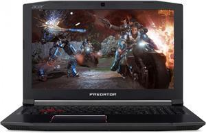Acer Predator Helios 300 PH315-51-794T, čierny