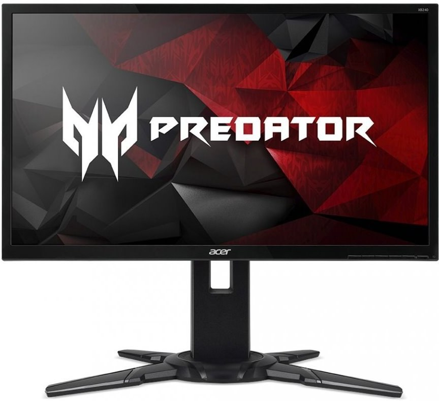 """Acer Predator XB240HBbmjdpr, 24"""""""