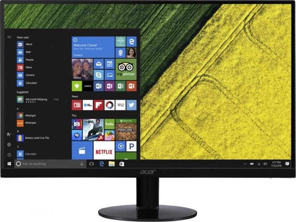 """Acer SA240YAbmi, 24"""", čierny"""