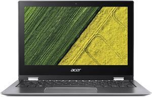 Acer Spin 1 SP111-34N, sivý