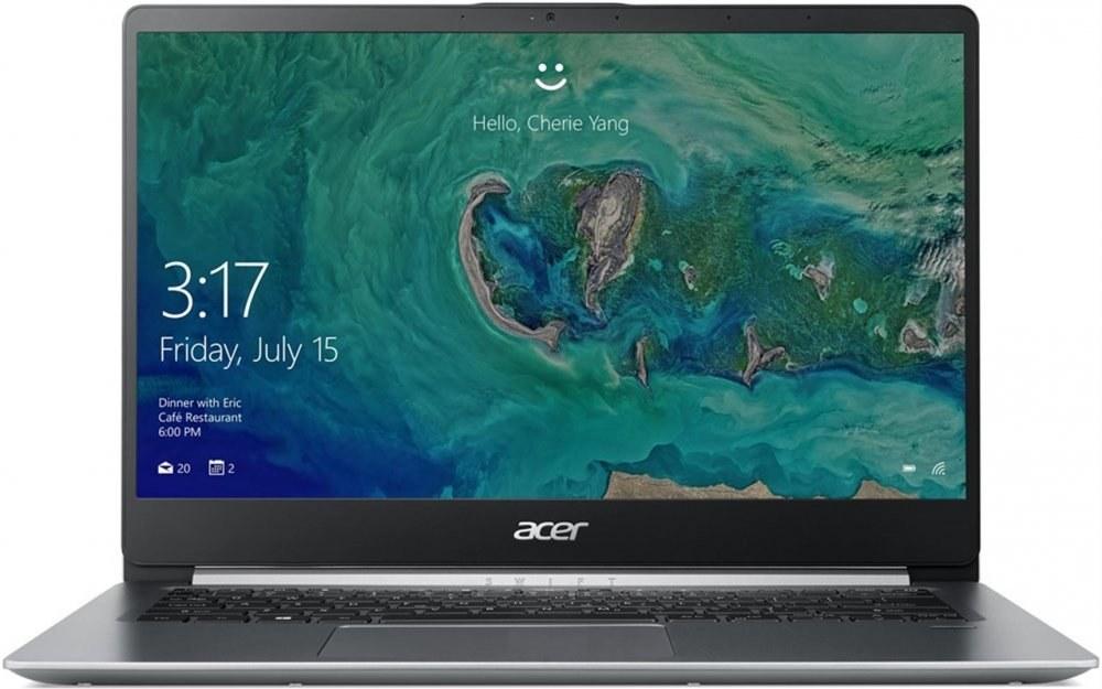 Acer Swift 1 SF114-32-P1RE, strieborný