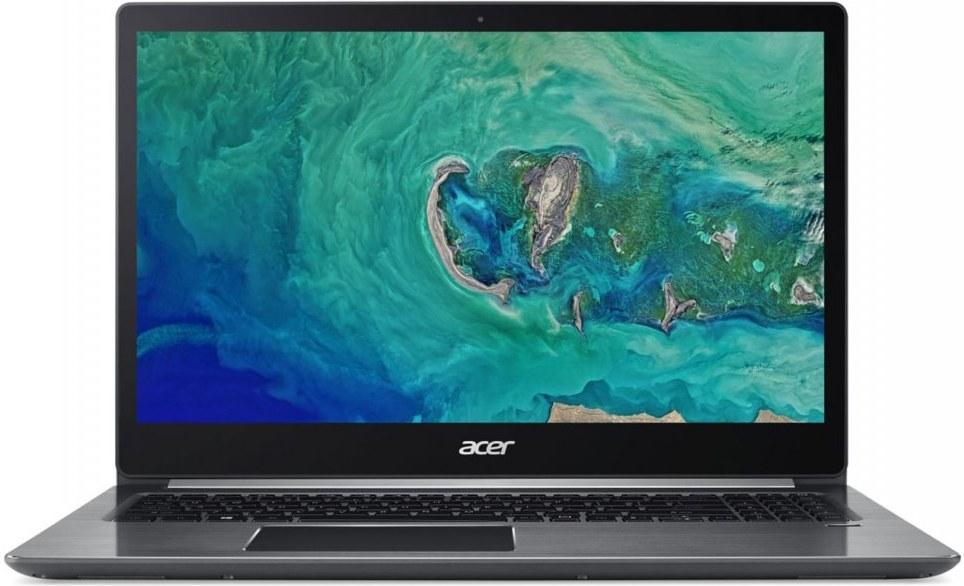 Acer Swift 3 SF315-51-336Q, sivý