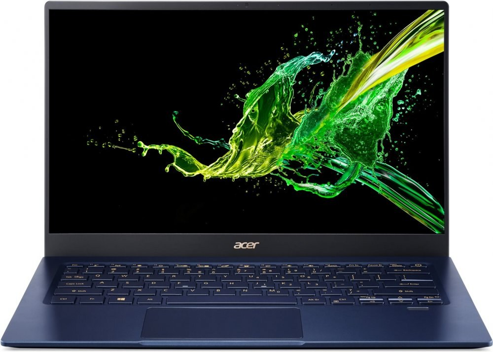 Acer Swift 5 SF514-54GT-72QN, modrý