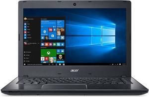 Acer TravelMate P249-G2-M-38JG, čierny