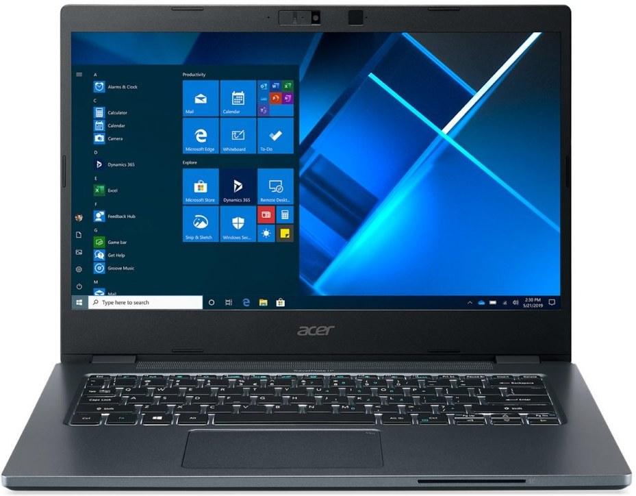 Acer TravelMate P4 TMP414-51-59Z5, tmavo modrý