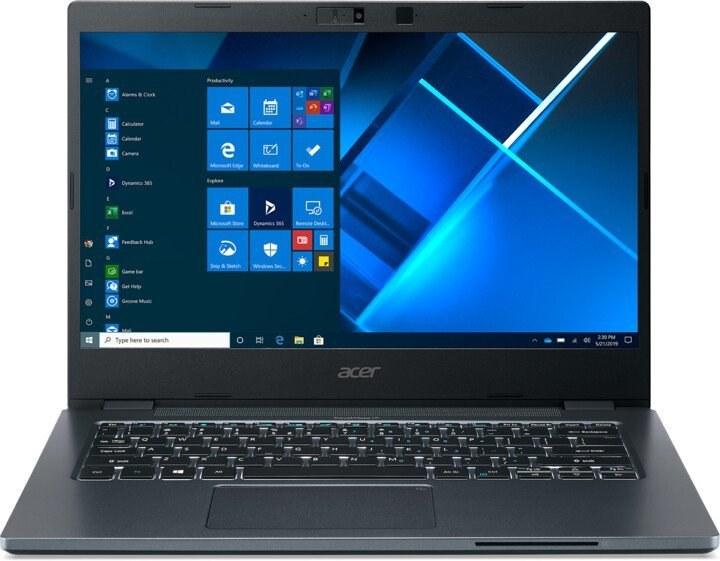 Acer TravelMate P4 TMP414-51-76ME, modrý