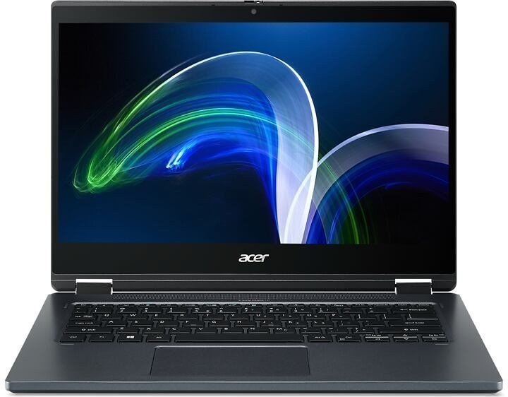 Acer TravelMate Spin P4 TMP414RN-51, modrý