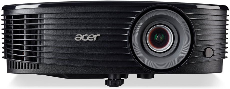 Acer X1323WH, DLP projektor, čierny