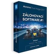 Acronis True Image 2017 for 1 PC CZ BOX