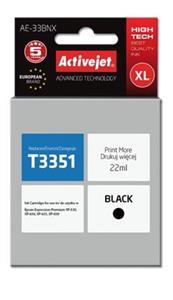 ActiveJet ink Epson T3351 new AE-33BNX, 22 ml, čierna