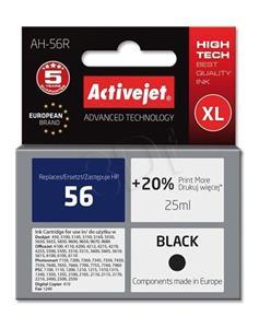 ActiveJet ink HP C6656, čierny, 25 ml