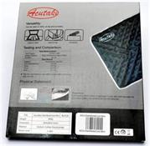 ACUTAKE ACU-DarkNoteCool Mini 260*300mm (new technology notebook pad)