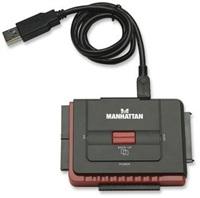Adaptér Manhattan USB na SATA/IDE