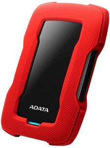 ADATA HD330, HDD, 5TB, červený