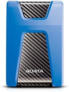 Adata HD650, 1 TB, modrý