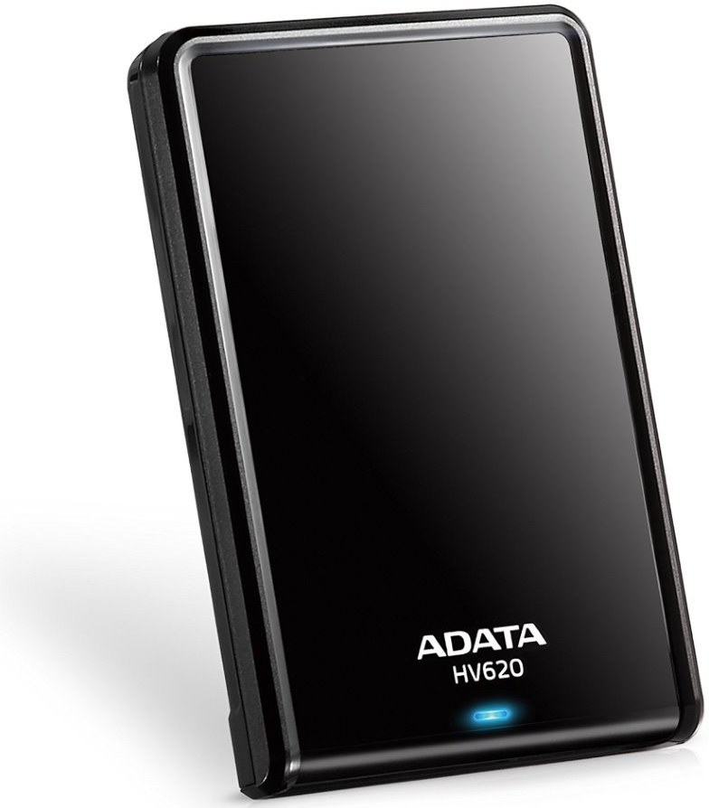 Adata HV620 1TB, čierny