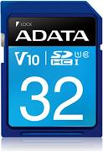 Adata Premier SDHC, UHS-I U1, Class 10, V10, 32 GB