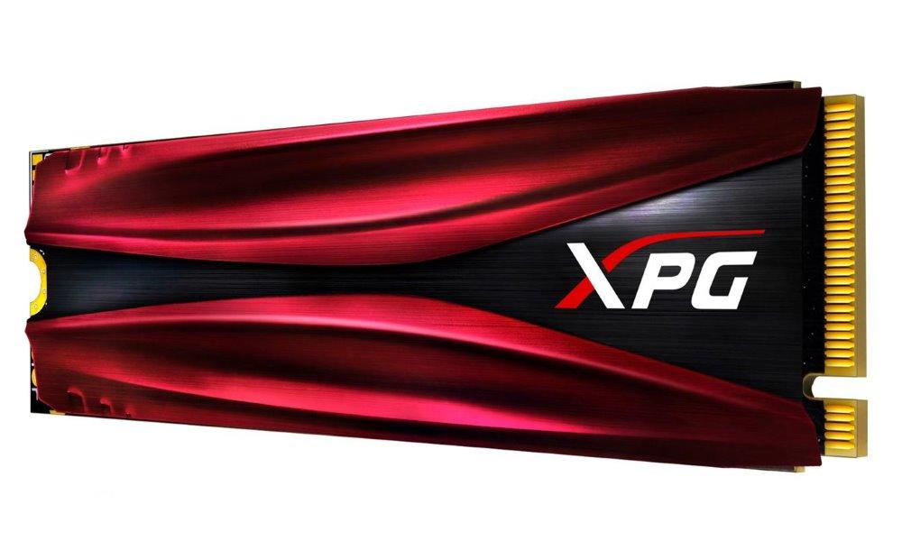 Adata XPG Gammix S11 Pro, SSD, M.2 2280, PCIe Gen3x4, 256 GB, chladič