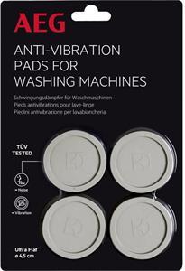 AEG A4WZPA02, protivibračné podložky pre práčky alebo sušičky, 4 ks