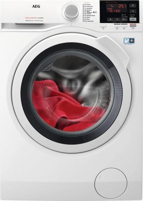 AEG L7WBG47W, práčka so sušičkou