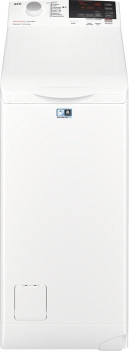 AEG LTX6G261C, práčka zhora plnená