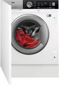 AEG ÖKOMix® L8WBE68SI, vstavaná práčka so sušičkou