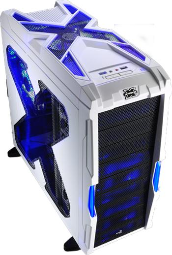 Aerocool Strike-X Advance white USB3.0