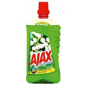 Ajax na podlahy Floral Fiesta 1l Jarné kvety zelený
