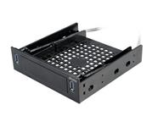 "Akasa 5,25"" adaptér s 2x USB 3.0"