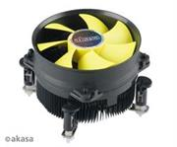 AKASA AK-CC7117EP01 pre LGA 775, 1155 a 1156 tichý