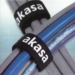 Akasa Cable Tidy Kit omotávač káblov