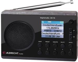 Albrecht DR 70, internetové rádio