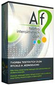 ALF - software na tvorbu interaktívnych testov GOLD