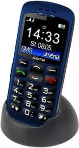 Aligator A670 Senior modrý + stolní nabíječka