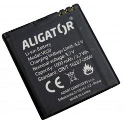 Aligator baterie V650, Li-Ion 1000 mAh