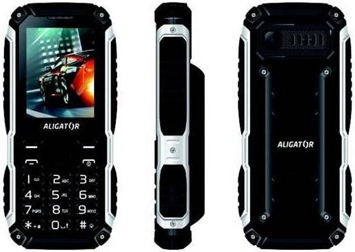 Aligator R30 eXtremo, čierny