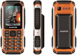 Aligator R30 eXtremo, oranžový