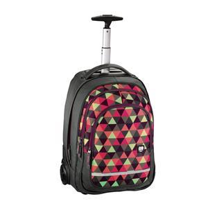 All Out Trolley, Happy Triangle, školský ruksak alebo ruksak na notebook