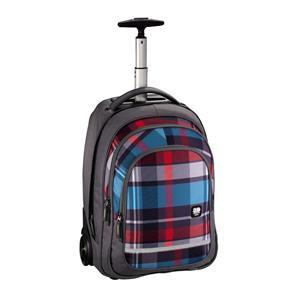 All Out Trolley, Woody Grey, školský ruksak alebo ruksak na notebook