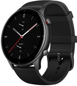Amazfit GTR 2e, inteligentné hodinky, čierne
